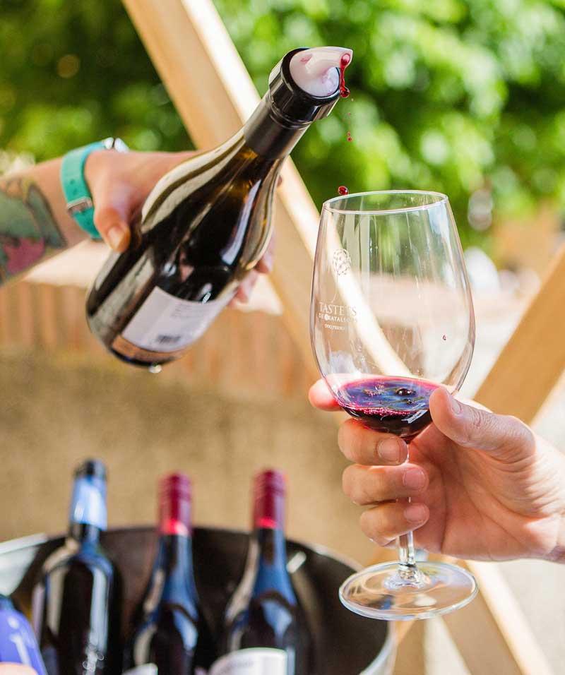 Gratallops. Tastets de Gratallops, la Fira del vi de Gratallops.